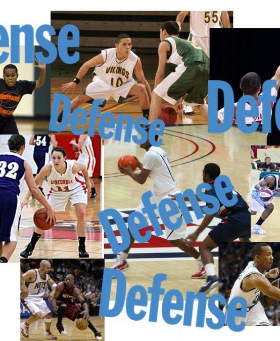 Μάθε, να αγαπάς τις επιλογές σου, στην άμυνα του μπάσκετ!