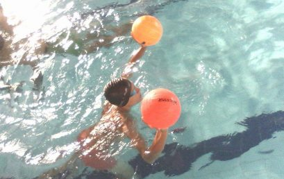 Swimming Program for youth basketball players