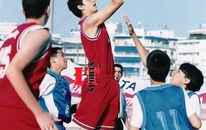 Η διδασκαλία του μπάσκετ στα τμήματα juniors.