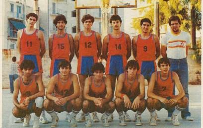 """Μάκης Δενδρινός, """"τα πρώτα χρόνια της προπονητικής καριέρας""""."""