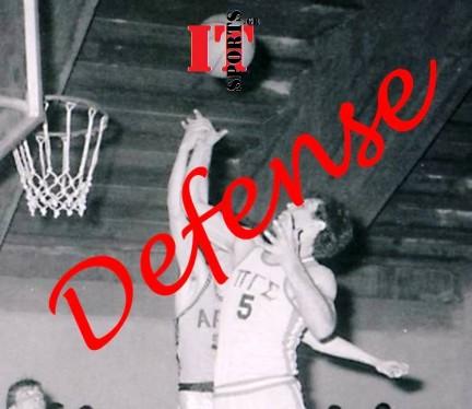 Defensive behavior on the court
