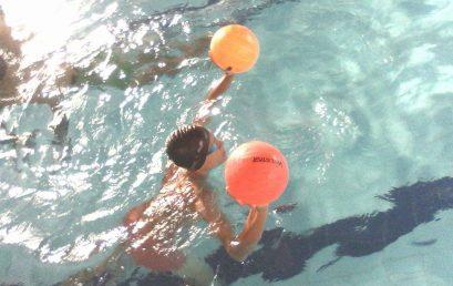 Kολυμβητικό πρόγραμμα για νεαρούς καλαθοσφαιριστές