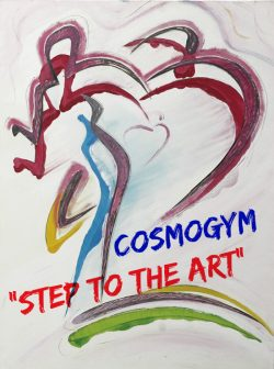 """Cosmogym """"Step to the Art"""""""