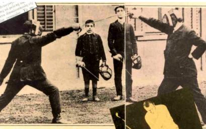 Fencing & Squadron in Smyrni in the 20th Century