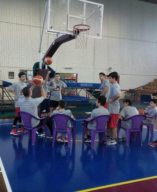 Running effective basketball practices / 12 – 16 years old