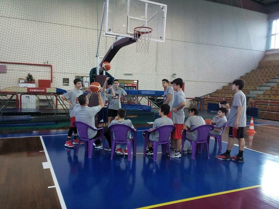 Προσέγγιση της Διδασκαλίας Καλαθοσφαίρισης / 12 – 16 ετών
