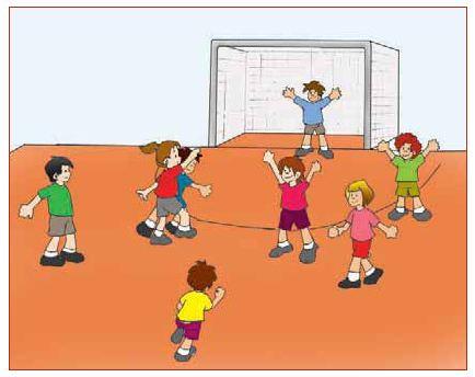The Handball at School Programme