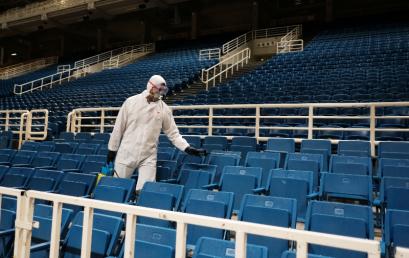 Κεκλεισμένων των θυρών οι αθλητικές αναμετρήσεις ΟΛΩΝ ΤΩΝ ΚΑΤΗΓΟΡΙΩΝ για δύο εβδομάδες