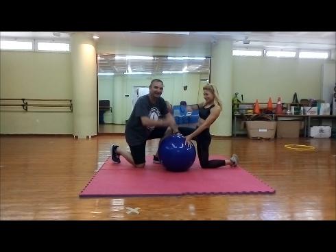 Γυμναστική με Συνασκήσεις – #ΜένουμεΑσφαλείς