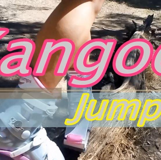 Γυμναστική με KANGOO JUMPS
