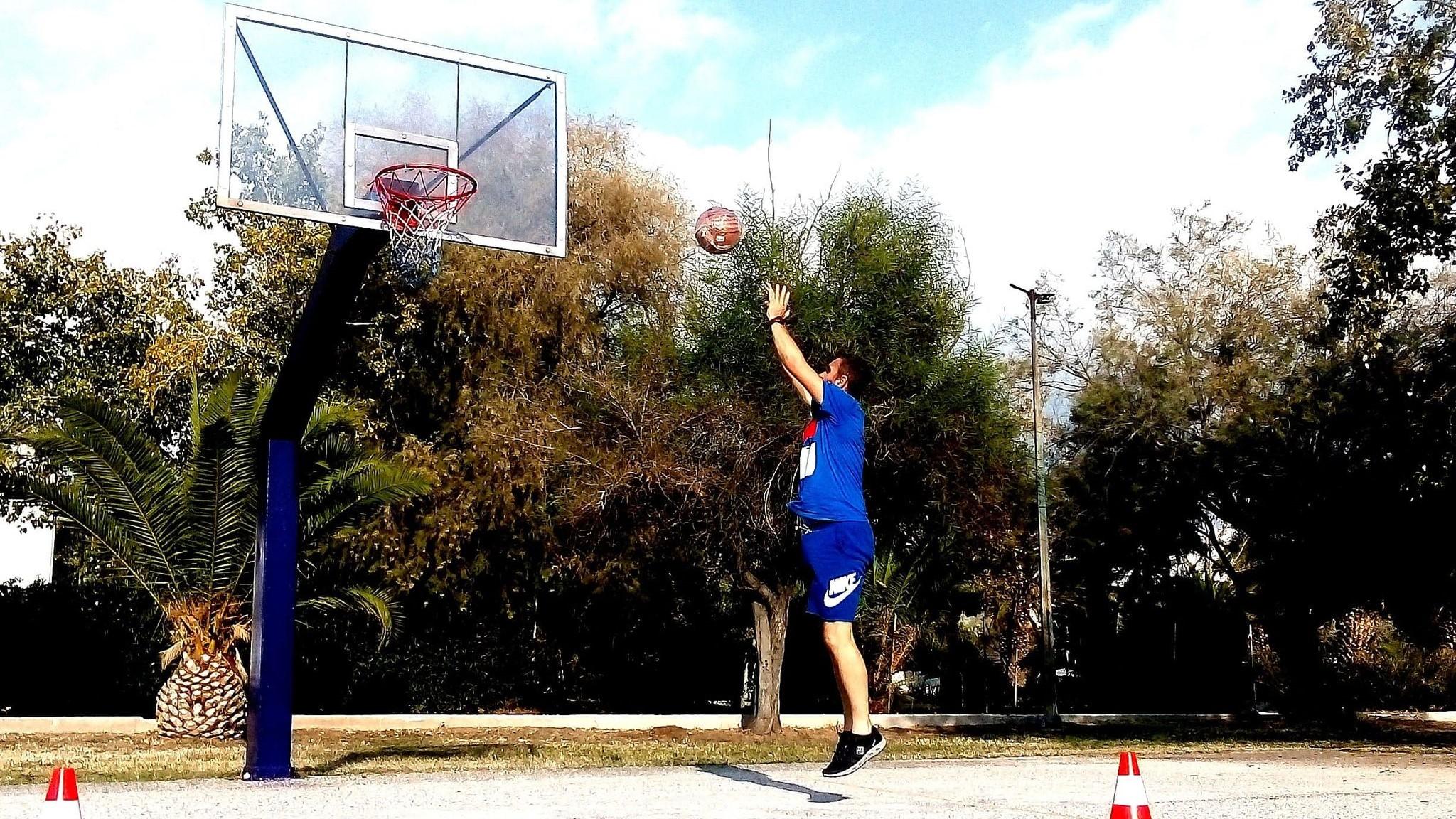 Ατομική προπόνηση χειρισμού μπάλας και σουτ – 2η φάση Lockdown