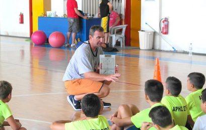 Η Αναπτυξιακή Πρόταση Καλαθοσφαίρισης του Coach Τσουμπρή Ιωάννη