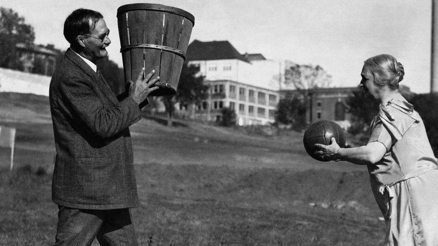 Τα καλάθια της καλαθοσφαίρισης