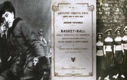 Η έλευση του μπάσκετ στην Ιταλία